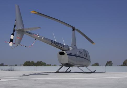 Aircraft for Sale in California: 2010 Robinson R-66 - 2