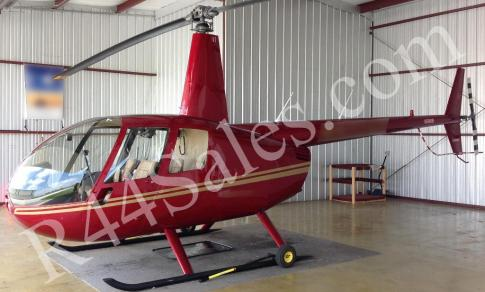 Aircraft for Sale in United States: 2001 Robinson R-44 Raven