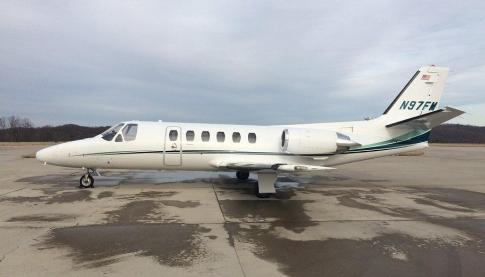 1983 Cessna 550 Citation II for Sale in United States
