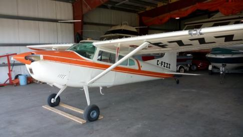 1969 Cessna 185E Skywagon