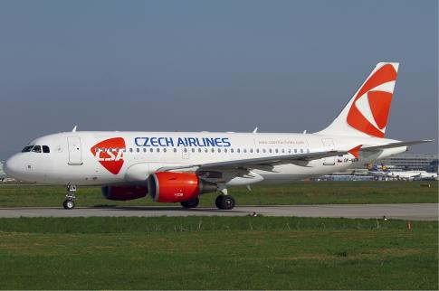 Aircraft for ACMI Lease/ Wet Lease/ Damp Lease/ Charter in Czech Republic: 2008 Airbus A319-112