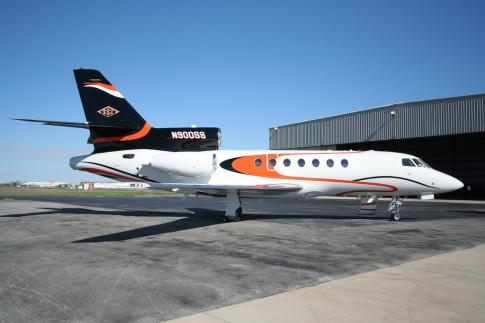 Aircraft for Sale in Dallas, Texas, United States: 1999 Dassault 50EX Falcon