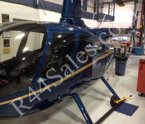 Aircraft for Sale in United States: 2011 Robinson R-66