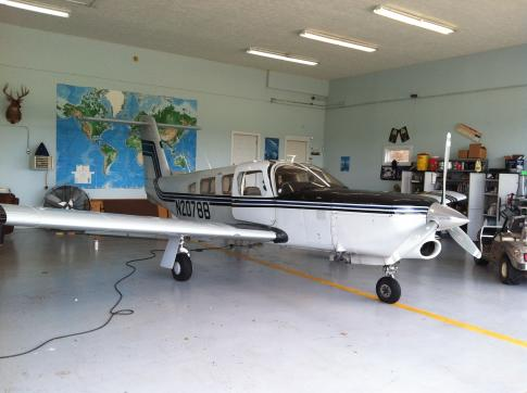 1979 Piper PA-32RT-300T Lance II