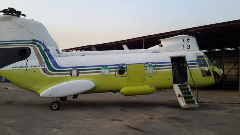 Aircraft for Sale in Saudi Arabia: 1984 Boeing-Vertol