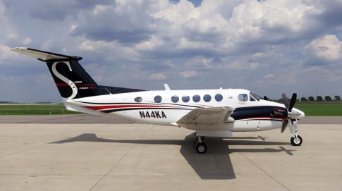 2000 Beech B200 King Air