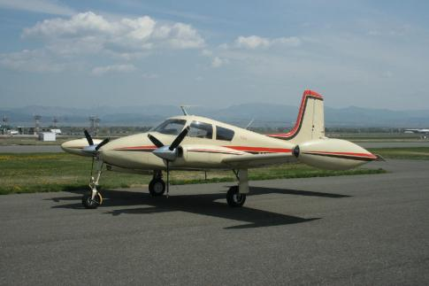 Aircraft for Sale in Montana, United States: 1956 Cessna 310