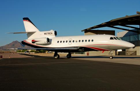Aircraft for Sale in Delaware: 1988 Dassault 900B - 2