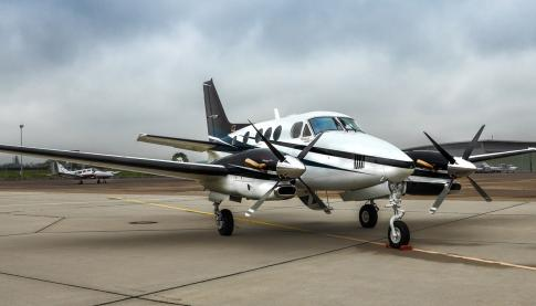 2009 Beech C90GTi King Air