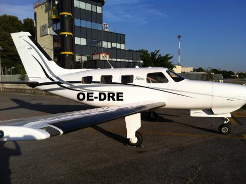 2009 Piper PA-46R-350T Matrix