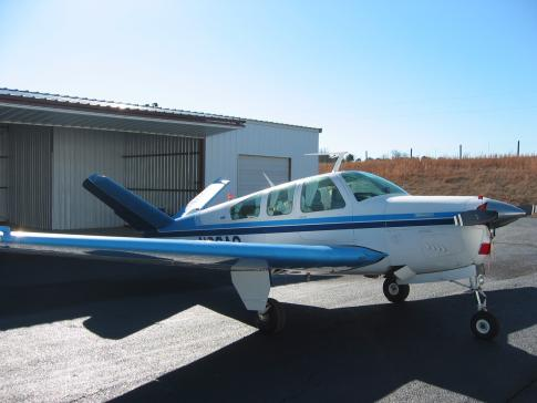 Aircraft for Sale in Raymond, Mississippi, United States (KJVW): 1973 Beech V35B Bonanza