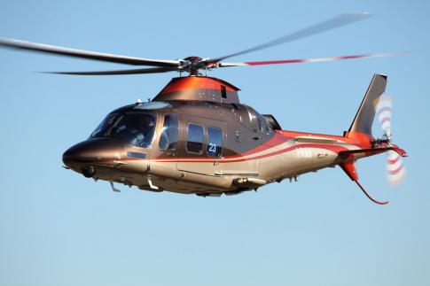 2010 Agusta AW109SP Grand New