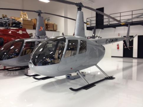 Aircraft for Sale in quebec, Quebec, Canada (CYQB): 2011 Robinson R-44 Raven II