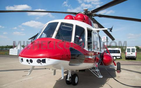 Aircraft for Sale in Russia: 2016 Mil MI-171