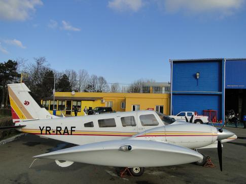 Aircraft for Sale in Tuzla, Romania (LRTZ): 1980 Piper PA-34-200T Seneca