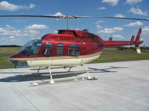 Aircraft for Sale in Edmonton, Alberta, Canada: 1978 Bell 206L1 LongRanger II