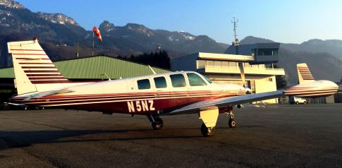Aircraft for Sale in Austria: 1979 Beech A36 Bonanza