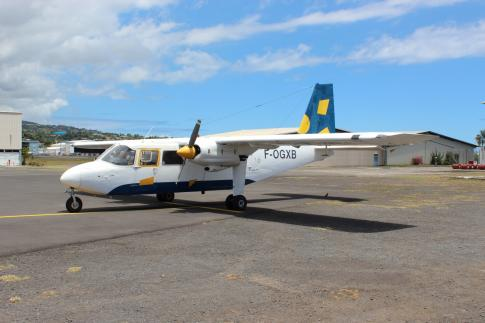 Aircraft for Sale in French Polynesia: 1973 Britten Norman Islander - 1