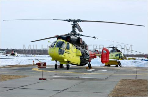 Aircraft for Sale/ Lease/ ACMI Lease/ Wet Lease/ Dry Lease/ Rental in Russia: 1992 Kamov Ka-32