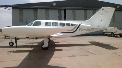 1978 Cessna 402B for Sale in Walvis Bay, Namibia