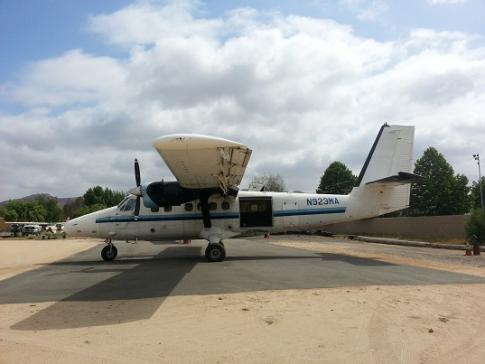1968 de Havilland DHC-6-200 Twin Otter