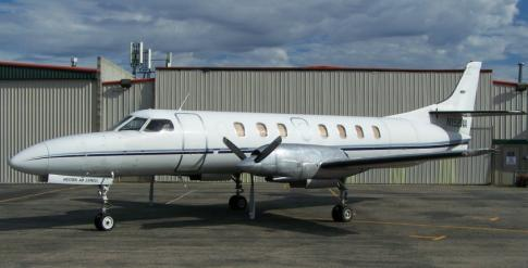 1981 Fairchild Swearingen SA226-TC Metro II