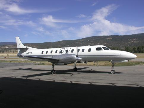 Aircraft for Sale in Kelowna, British Columbia, Canada: 1980 Fairchild Swearingen SA226-TC Metro II