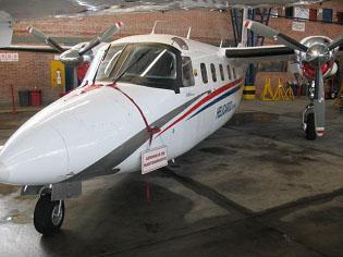 Aircraft for Sale in Bogota, Colombia: 1985 Aero Commander 695A Jetprop 1000