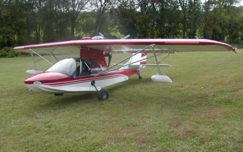 Aircraft for Sale in Louisa, Virginia, United States (LKU): 2008 Progressive Aerodyne Searey
