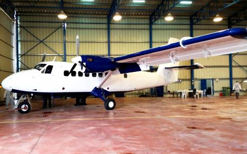 1967 de Havilland DHC-6-100 Twin Otter