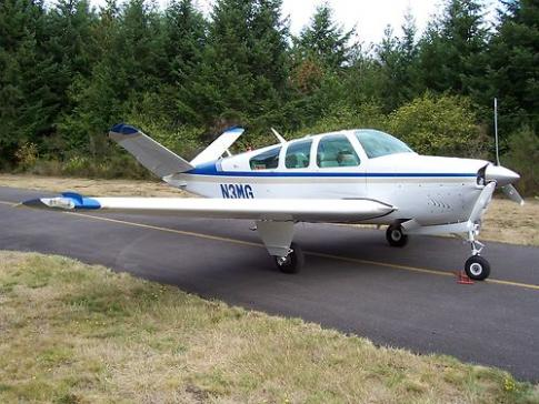 Aircraft for Sale in Show Low, Arizona, United States (KSOW): 1965 Beech S35 Bonanza