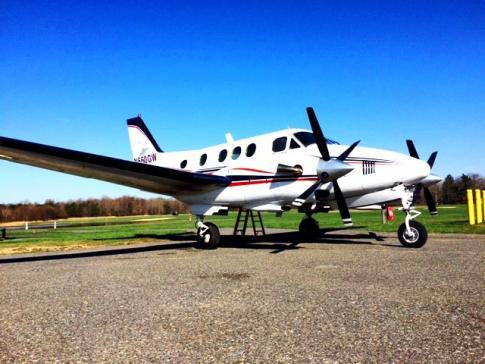1975 Beech C90 King Air