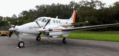 1981 Beech C90 King Air