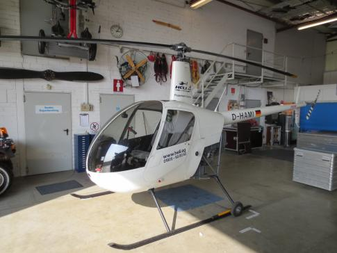 Aircraft for Sale in Germany: 2008 Robinson R-22