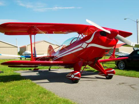 1982 Pitts S2-E