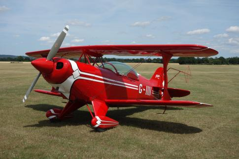 1983 Pitts S2-B