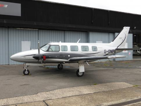1979 Piper PA-31-350 Chieftain