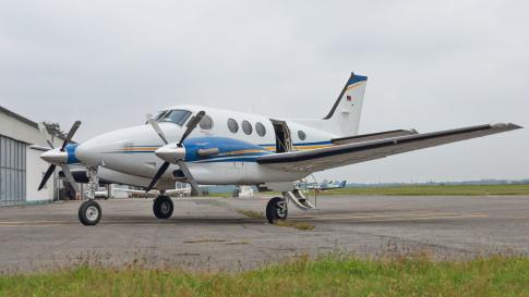 2007 Beech C90GT King Air