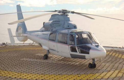 1997 Eurocopter AS 365N2 Dauphin II