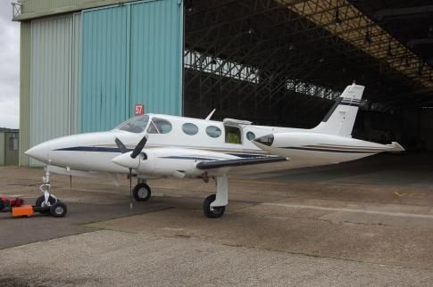 1978 Cessna 340A for Sale in Surrey, United Kingdom