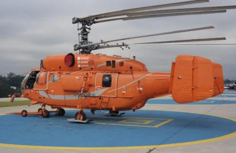 Aircraft for Sale in Brazil: 2012 Kamov Ka-32
