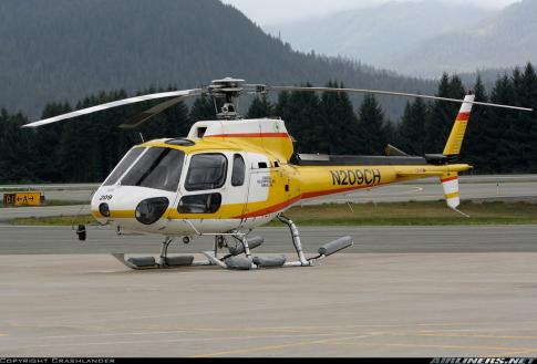 1991 Eurocopter AS 350BA Ecureuil