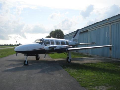 1980 Piper PA-31-350 Chieftain