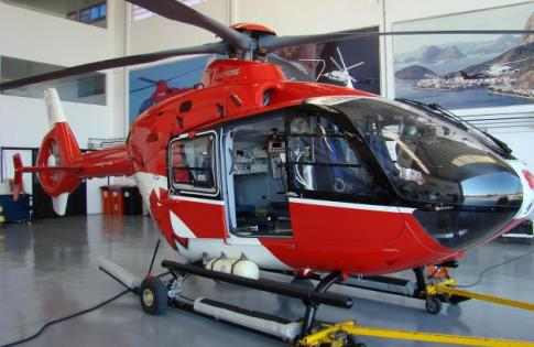 Aircraft for Sale in Brazil: 2007 Eurocopter EC 135P2+