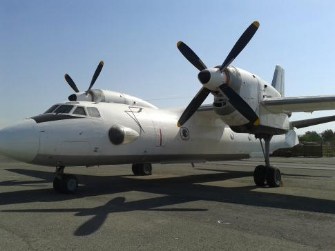 1988 Antonov An-32 Cline