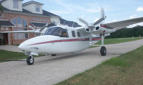 Aircraft for Sale in N.Dallas, Texas, United States (5TX0): 1960 Aero Commander 500B