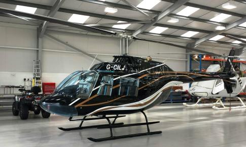 Aircraft for Sale in Norwich, Norfolk, United Kingdom: 1973 Bell 206B JetRanger II