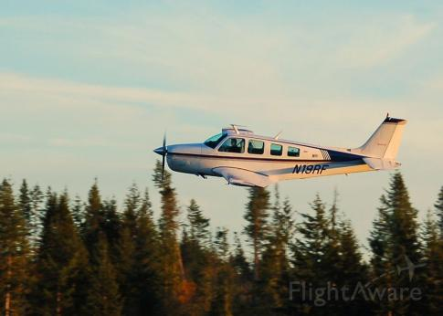 Aircraft for Sale/ Share/ Position in Seattle, Washington, United States (KBFI): 1974 Beech A36 Bonanza