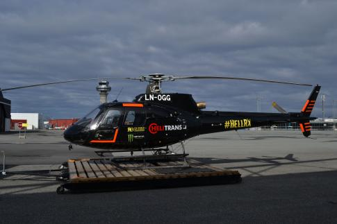 Aircraft for Sale in Norway: 1987 Eurocopter AS 350B1 Ecureuil