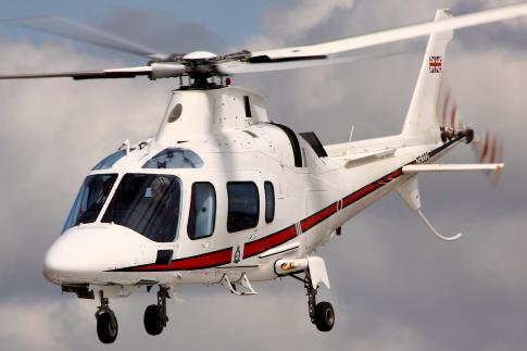 Aircraft for Sale in Italy: 2016 Agusta A109E